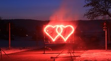 Feuerschriften und Lichtbilder