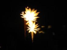 Hochfeuerwerk